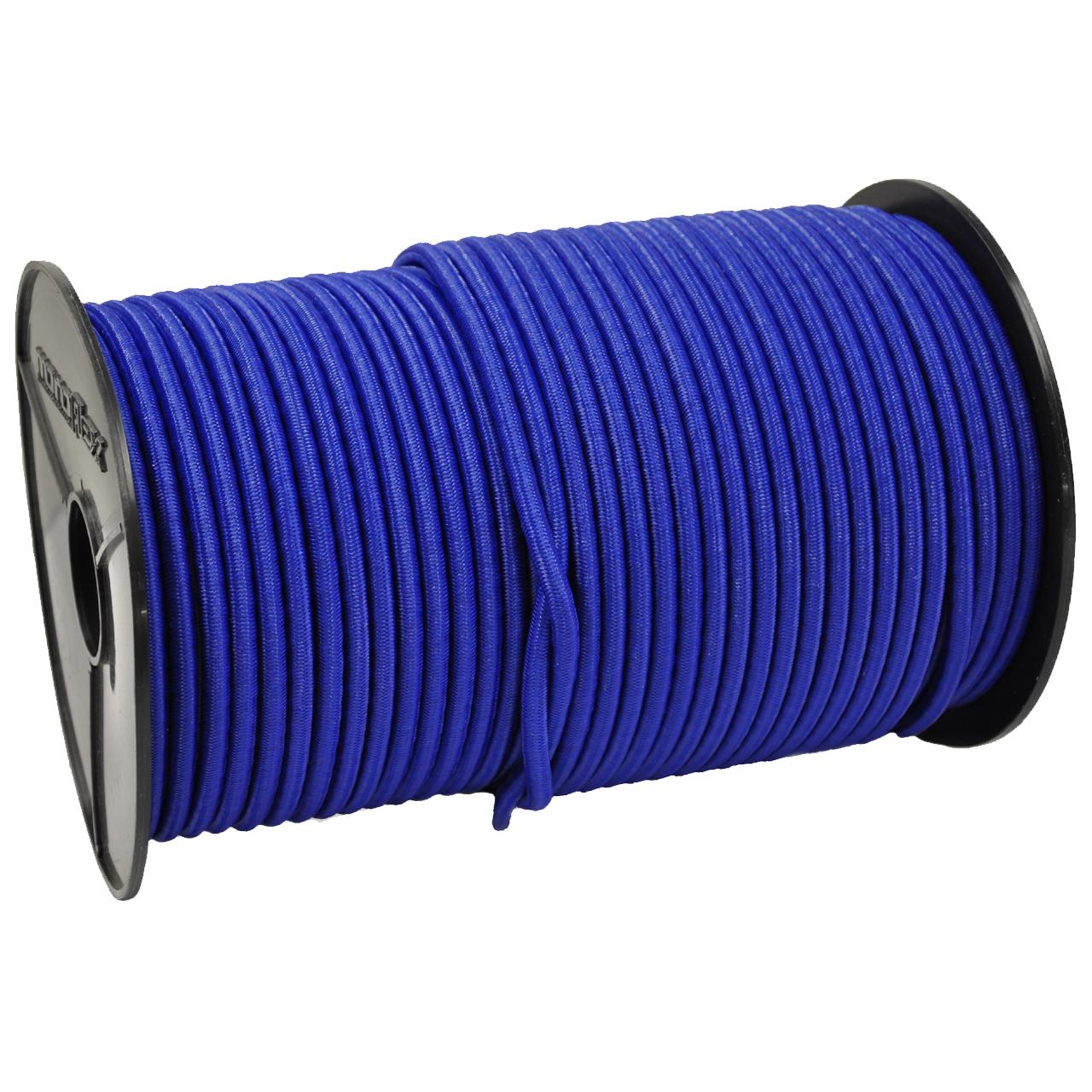 SCHNURHAUS - Monoflex Expanderseil mit Polyethylen (PE) Mantel rot